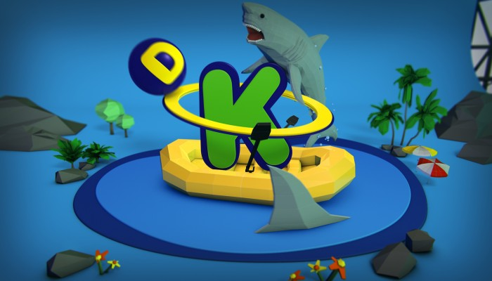 DISCOVERY KIDS // Channel Branding & Launch