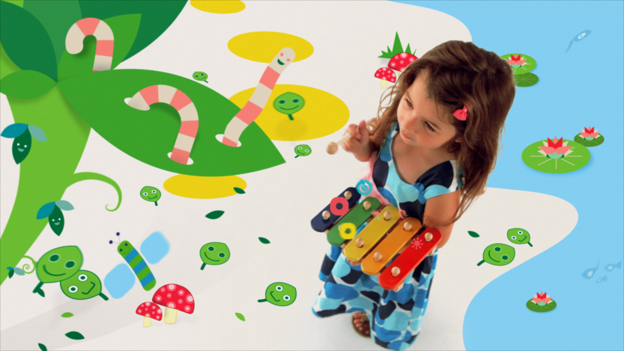 NICK JR // PLAY ID – KinThings