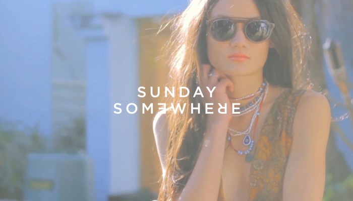 SUNDAY SOMEWHERE // WE LIGHT UP