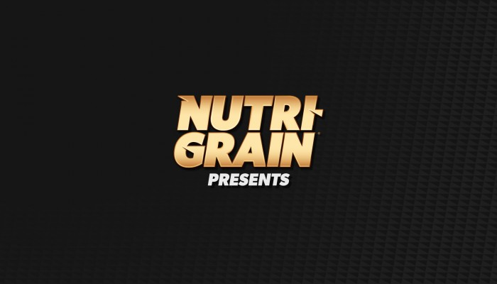 Nutri Grain // Throwdowns