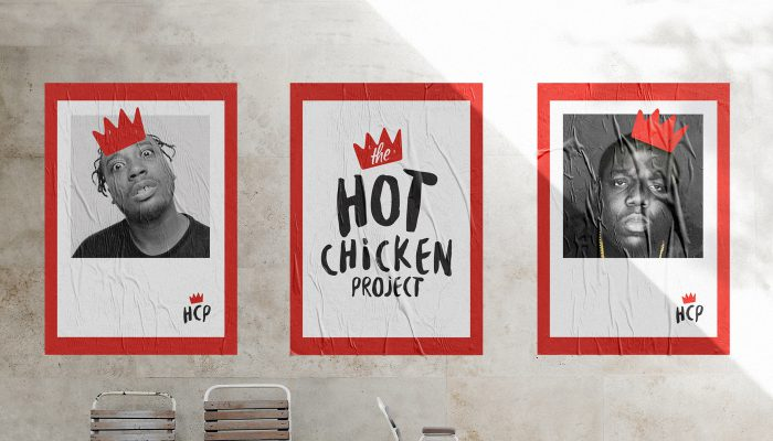 The Hot Chicken Project // Restaurant Brand & Identity